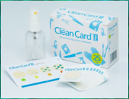 Clean Card PRO Starter Kit